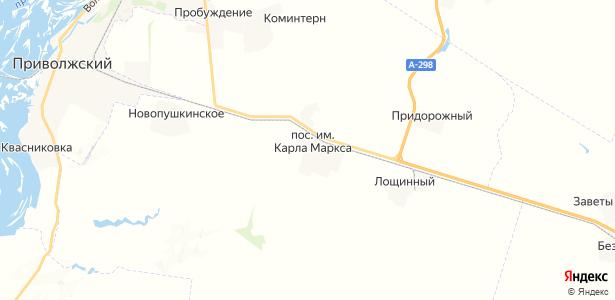 имени Карла Маркса на карте