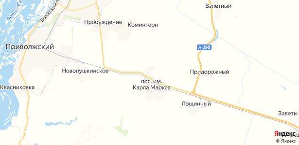 Голубьевка на карте