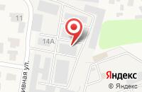 Схема проезда до компании Покровская тротуарная плитка в Шумейке