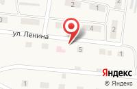 Схема проезда до компании Фельдшерско-акушерский пункт в Лощинном