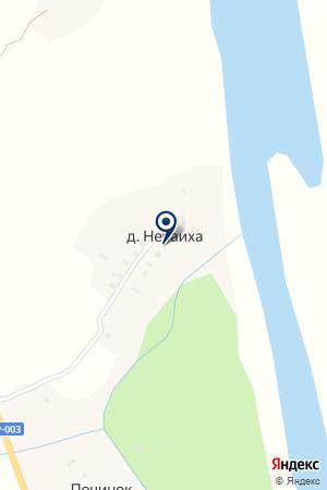 ТУРОВЕЦКИЙ ДОМ-ИНТЕРНАТ ДЛЯ ПРЕСТАРЕЛЫХ И ИНВАЛИДОВ на карте Котласа