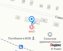 Схема местоположения почтового отделения 433007