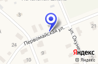 Схема проезда до компании ТОНКИНСКОЕ РЕМТЕХПРЕДПРИЯТИЕ в Первомайске