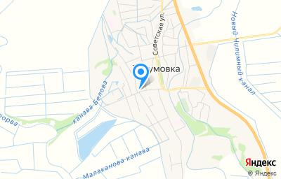 Местоположение на карте пункта техосмотра по адресу Респ Дагестан, с Тарумовка, ул Пионерская, д 44