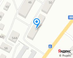Схема местоположения почтового отделения 425352