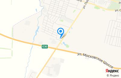 Местоположение на карте пункта техосмотра по адресу Пензенская обл, г Кузнецк, ул Алексеевское шоссе, д 5Б