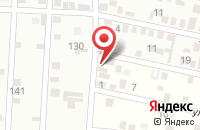 Схема проезда до компании Ваш уют в Жуковском