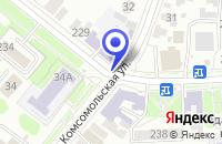 Схема проезда до компании КУЗНЕЦКИЕ ЭЛЕКТРОСЕТИ ЭНЕРГЕТИЧЕСКАЯ КОМПАНИЯ ПЕНЗАЭНЕРГО в Кузнецке