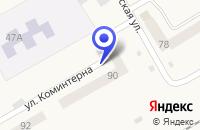 Схема проезда до компании ЖЕЛЕЗНОДОРОЖНАЯ СТАНЦИЯ ШАХУНЬЯ в Шахунье