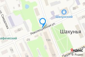 Сдается двухкомнатная квартира в Шахунье Революционная улица