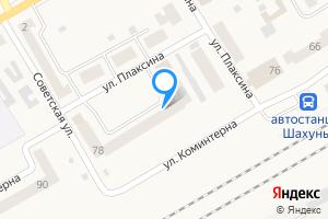 Двухкомнатная квартира в Шахунье ул Коминтерна, 78