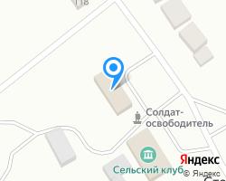 Схема местоположения почтового отделения 429802