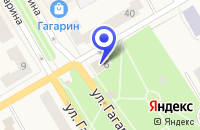 Схема проезда до компании ПРОДОВОЛЬСТВЕННЫЙ МАГАЗИН СТОЛБОВО в Шахунье
