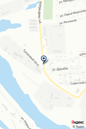 КОТЛАССКИЙ ФИЛИАЛ на карте Котласа