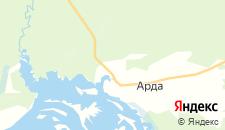 Отели города Алёшкино на карте