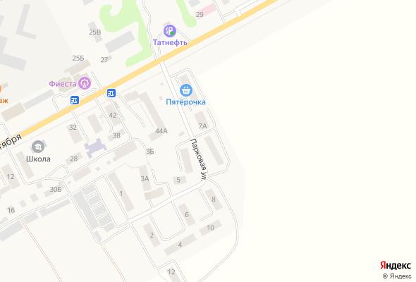 жилой комплекс ул. Парковая 9