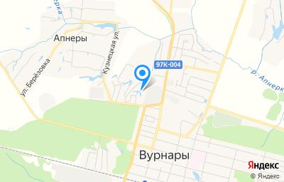 Местоположение на карте пункта техосмотра по адресу Чувашская Республика - Чувашия, пгт Вурнары, д 34