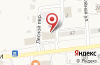 Схема проезда до компании Продовольственный магазин в Ишлеях