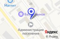 Схема проезда до компании ЕНТАЛАЛЕСПРОМ в Советске