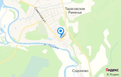 Местоположение на карте пункта техосмотра по адресу Кировская обл, пгт Подосиновец, ул Советская, д 157