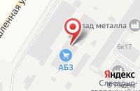 Схема проезда до компании Экопроект в Ишлеях