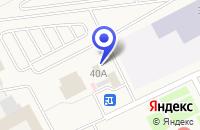 Схема проезда до компании ТФ ИЛИМСЕВЕРТЕХНО в Коряжме