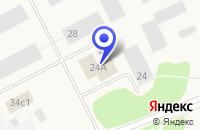 Схема проезда до компании ПТФ РЕСУРС в Коряжме