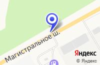 Схема проезда до компании МЕБЕЛЬНЫЙ МАГАЗИН САДКО в Коряжме