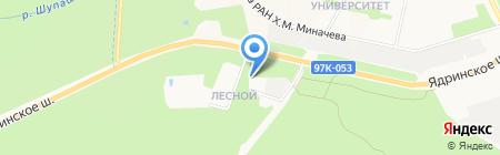 Министерство природных ресурсов и экологии Чувашской Республики на карте Чебоксар
