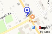 Схема проезда до компании БАРЫШСКАЯ ШВЕЙНАЯ ФАБРИКА в Барыше