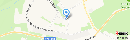 Клинский институт охраны и условий труда на карте Чебоксар