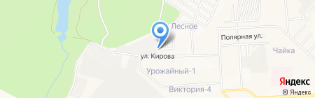 Ветеринарный участок Московского района на карте Чебоксар