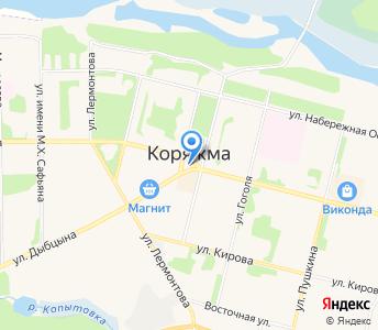 """ОАО """"КОРЯЖЕМСКИЙ КПП"""""""
