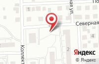 Схема проезда до компании Волгаконтрактпоставка в Чебоксарах