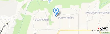Центр Чистоты на карте Чебоксар