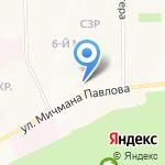 Сфера на карте Чебоксар
