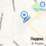 ЧЕБОКСАРСКИЙ ХЛЕБОЗАВОД №1 на карте Чебоксар