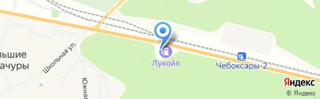 Компания по ремонту холодильных автомобильных установок на карте Больших Карачуров