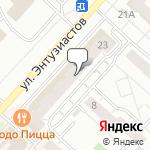 Магазин салютов Чебоксары- расположение пункта самовывоза