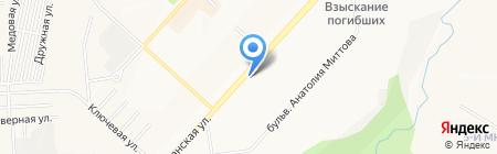 МТС на карте Чебоксар
