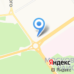 СДЮСШОР №8 по спортивной ходьбе на карте Чебоксар