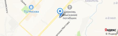 Добрый аптекарь на карте Чебоксар
