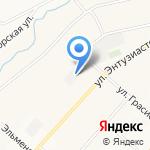 ХСН-ПЛЮС на карте Чебоксар