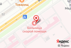 Городская больница скорой медицинской помощи БСМП в Чебоксарах - Московский проспект, 47: запись на МРТ, стоимость услуг, отзывы