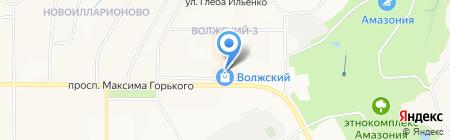 Mixton на карте Чебоксар