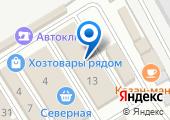 Магазин строительных материалов на Московском проспекте на карте