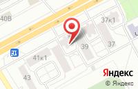 Схема проезда до компании Электроаппарат Плюс в Чебоксарах