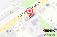Схема проезда до компании Фирма «Уралазавтосервис» в Чебоксарах