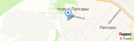 Валентина на карте Чебоксар