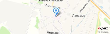 Хоспис на карте Чебоксар